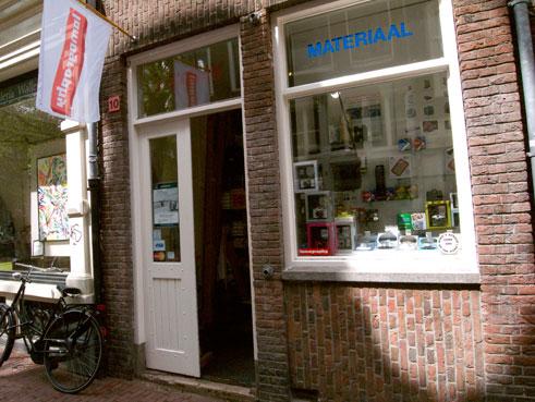 Oude Spiegelstraat 10